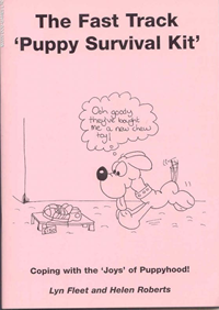 Fast Track Dog Training - puppy book