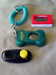 Fast Track Dog Training - clickers